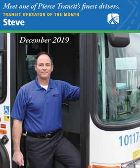 Steve June Operator of the Month
