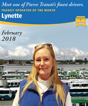 February Operator of the Month
