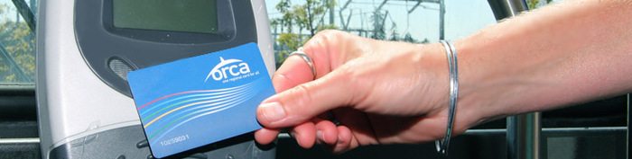 ORCA Smart Card > Pierce Transit