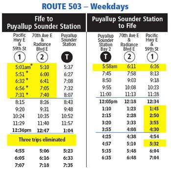 Routes Gt Pierce Transit