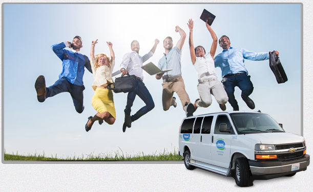 Vanpool Rewards