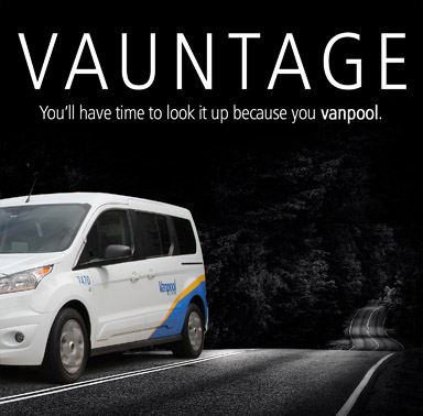 Stay with Vanpool Reward